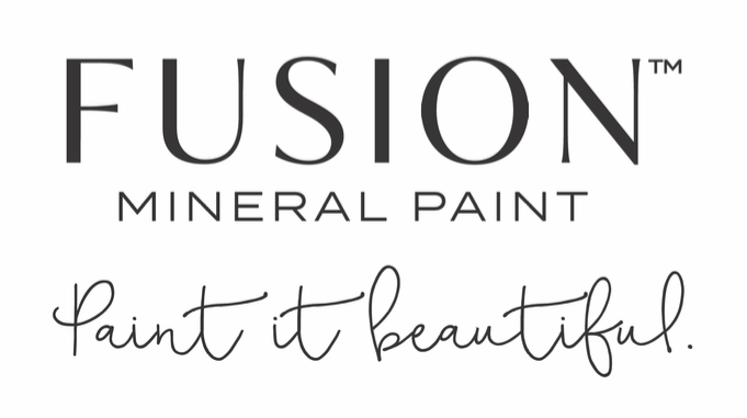 Fusion Mineral Paint available at Front Porch Mercantile