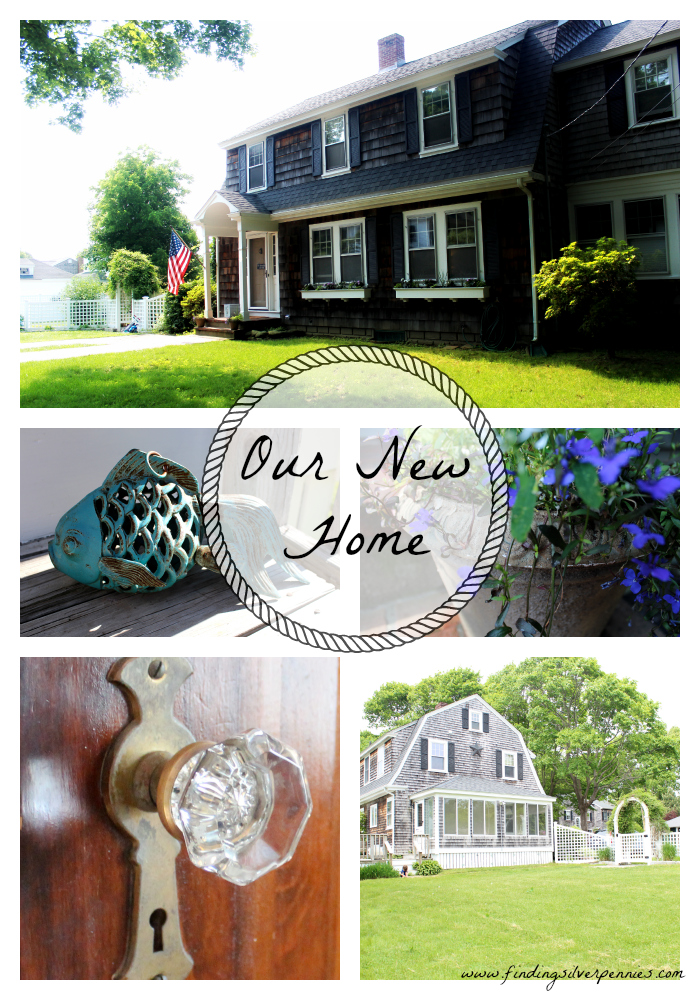 Finding Silver Pennies Blog via Front Porch Mercantile