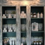 Miss Mustard Seed Milk Paint Display