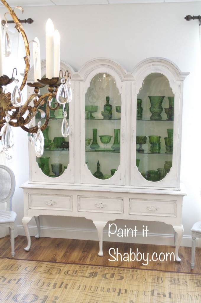 Paint it Shabby via Front Porch Mercantile