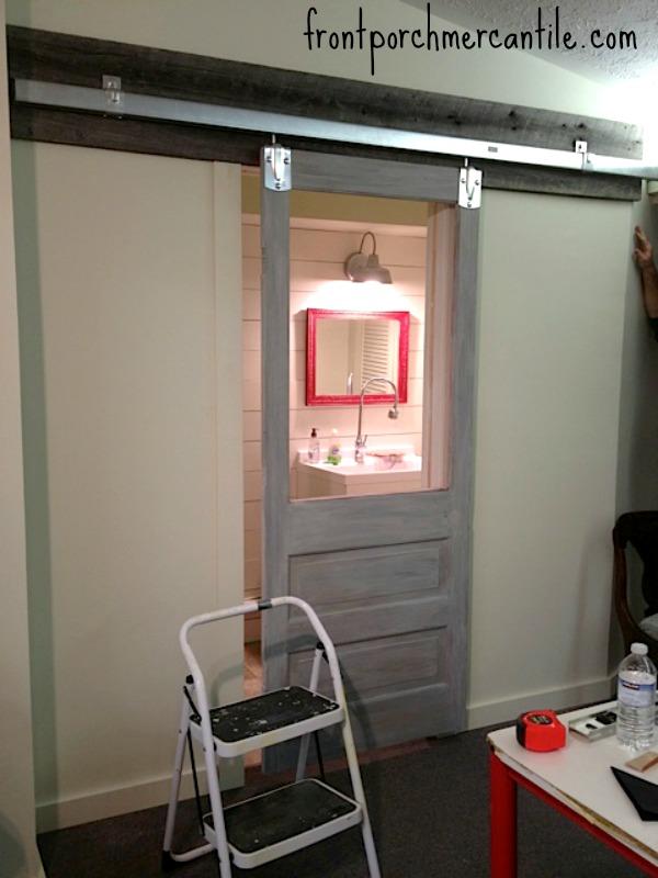 frontporchmercantile.com barn door