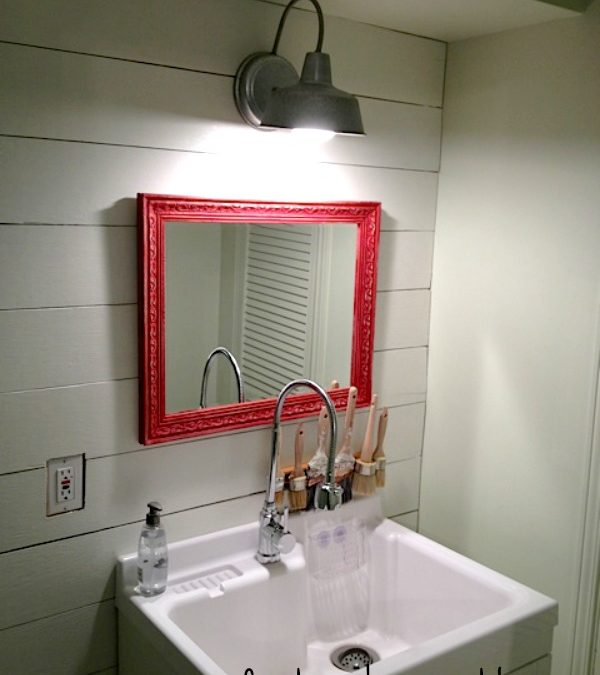 Bathroom Reno under $200
