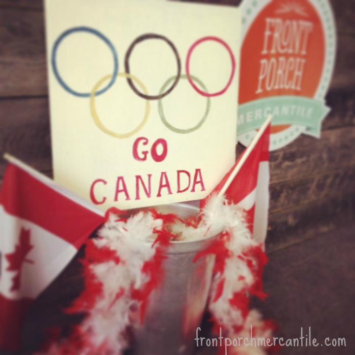 frontporchmercantile.com Go Canada Go