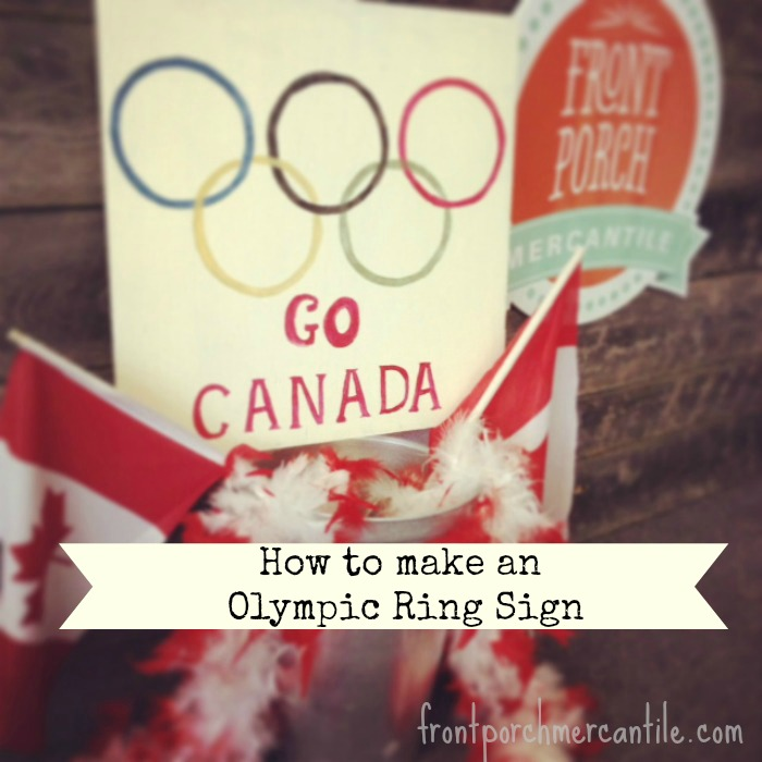 olympic rings how to