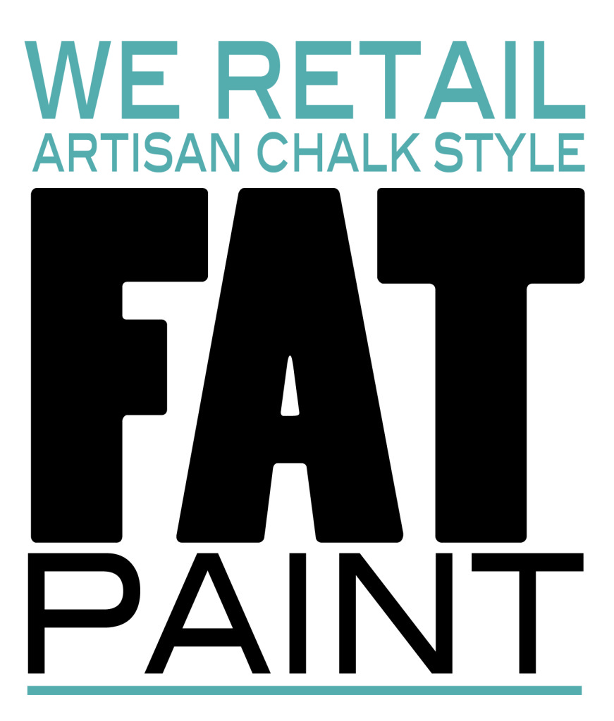Fat Paint at Front Porch Mercantile