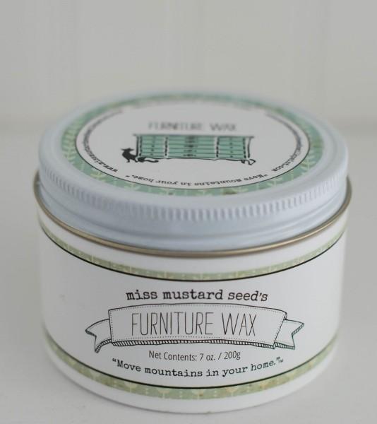 Miss Mustard Seed's Furniture Wax