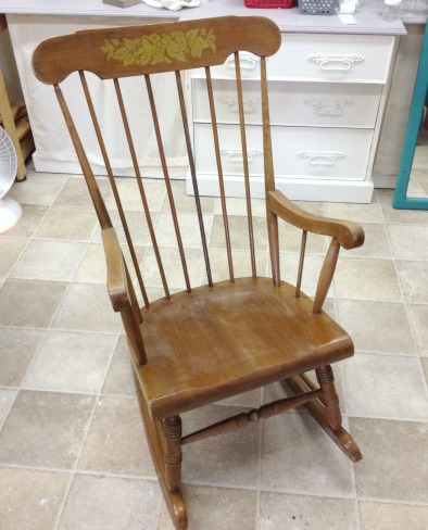 rocking chair before frontporchmercantile.com
