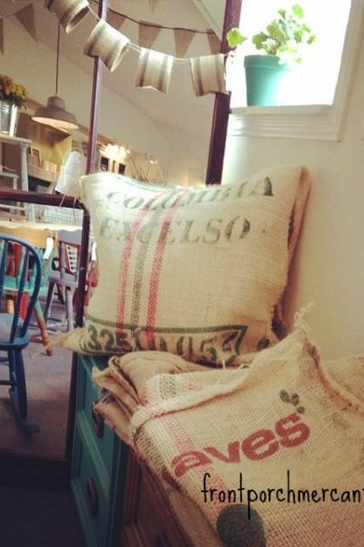 coffee bags at frontporchmercantile.com