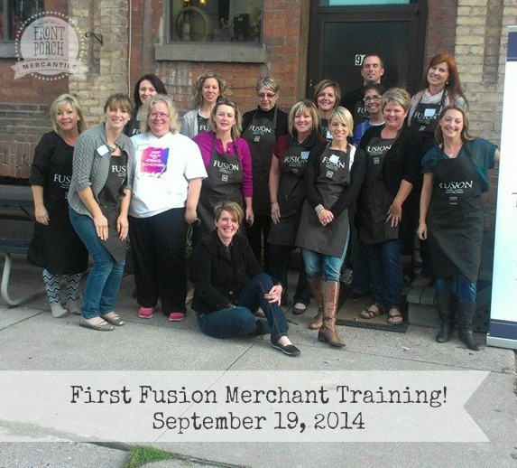 Fusion Merchant Training