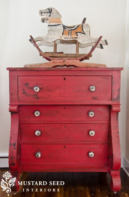 MMS Tricycle Dresser Inspiration