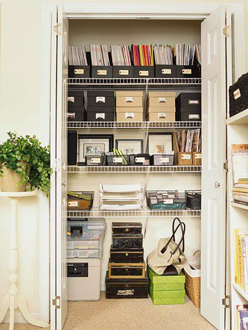 Inspiration of my closet makeover - Front Porch Mercantile