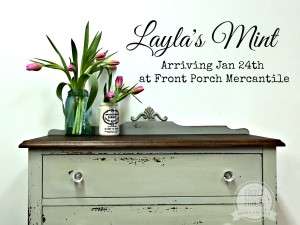 Introducing Layla's Mint