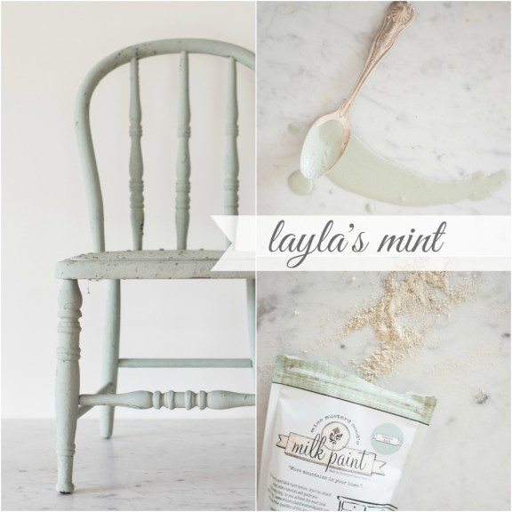 Layla's Mint available at Front Porch Mercantile