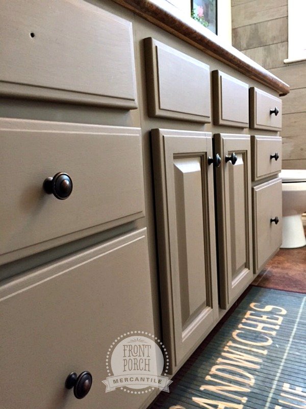 Fusion Painted Cabinets Front Porch Mercantile