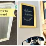 How To Easily Make a Chalkboard