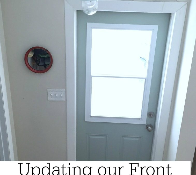 Easy Front Entry Update
