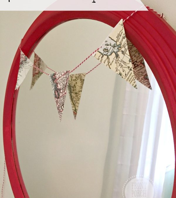 Quick and Easy Mirror Makeover