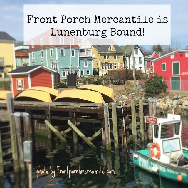 Front Porch Mercantile in Lunenburg