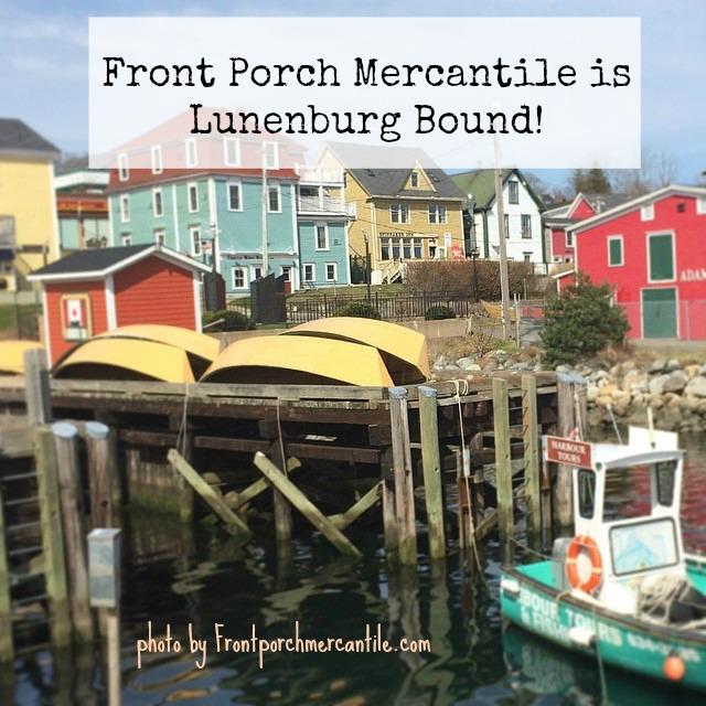 Lunenburg Bound!