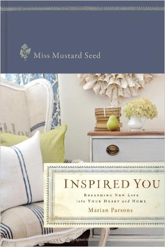 Inspired You a great book Front Porch Mercantile
