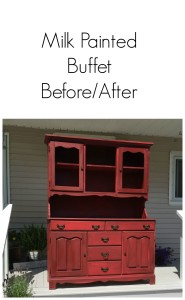 Tricycle Buffet Before and After