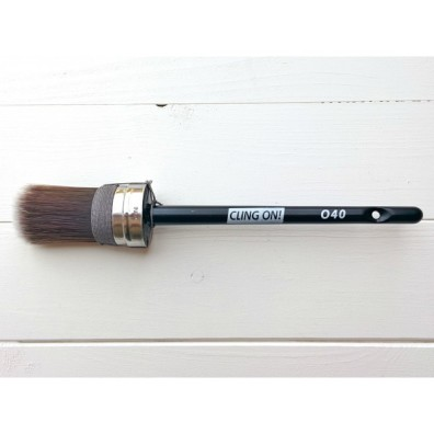 O40 Cling On Paintbrush at Front Porch Mercantile