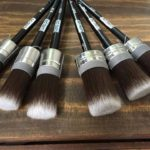 Beautiful Cling On! Paintbrushes at Front Porch Mercantile