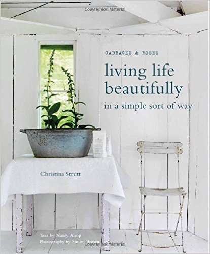 Living Life Beautifully - great read from Front Porch Mercantile Summer reading list