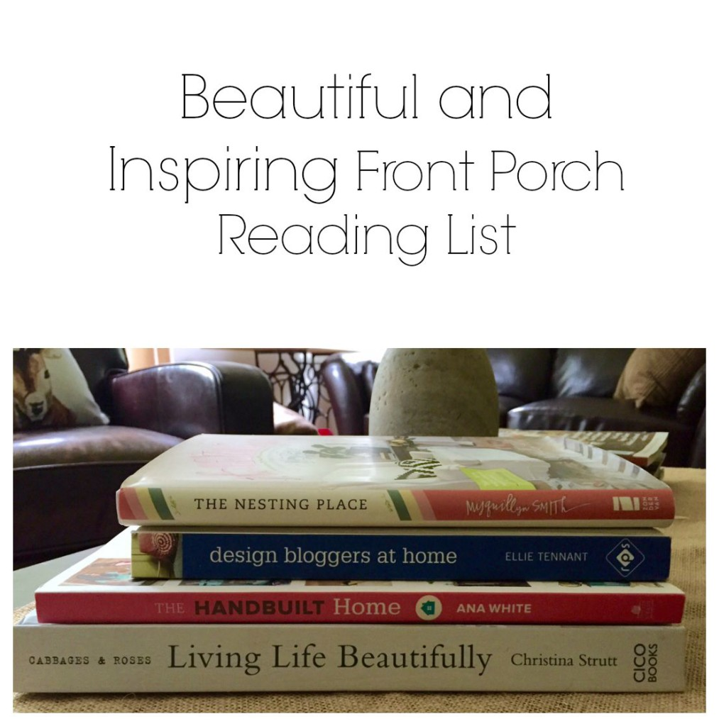 Front Porch Mercantiles Summer Reading List