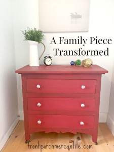 How to Transform A Family Heirloom