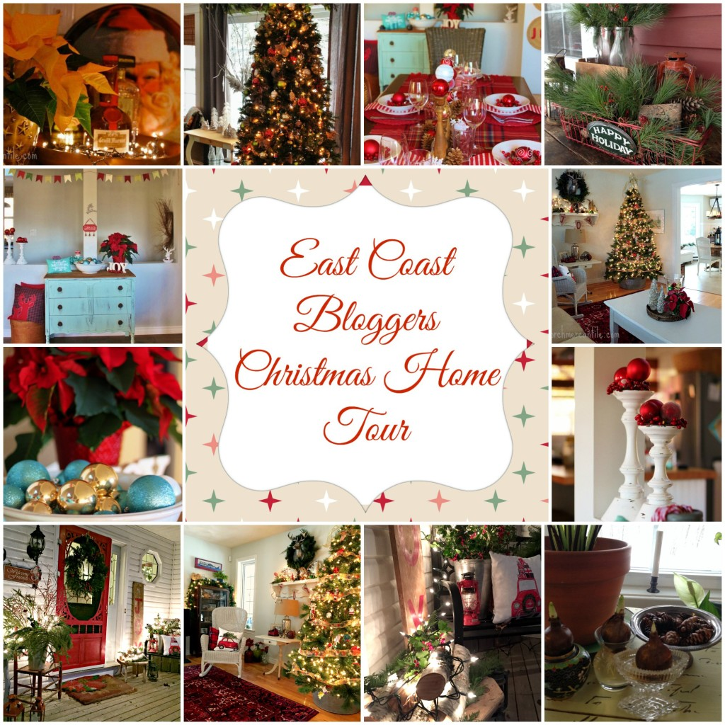 East Coast Bloggers Christmas Home Tour