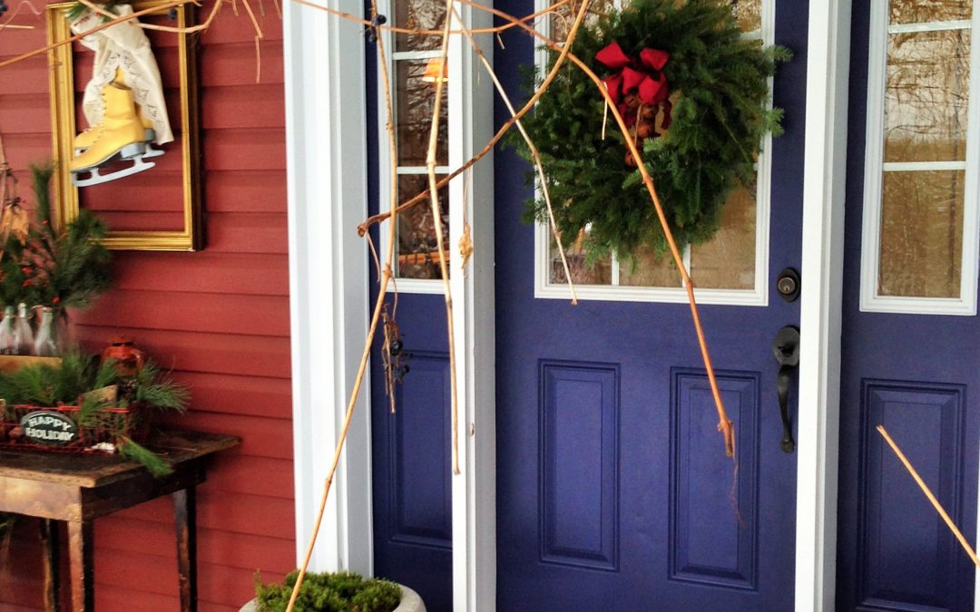 East Coast Christmas Home Tour – Tweedside Road