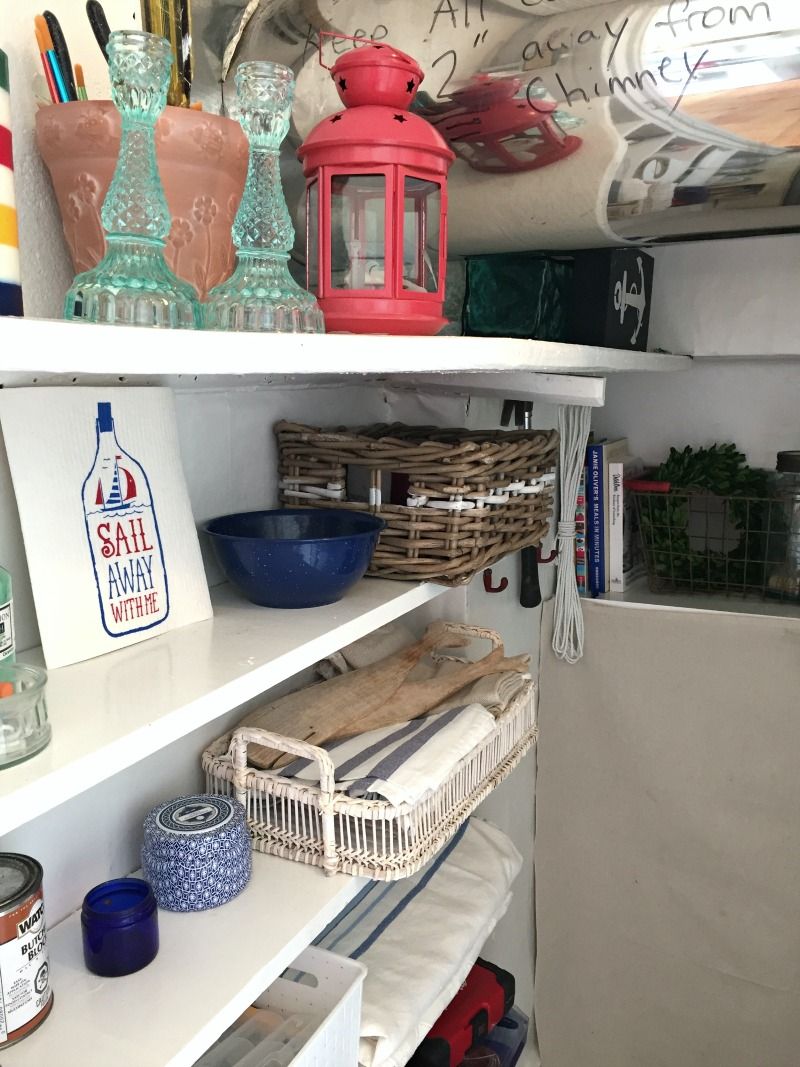 Cottage Pantry Re Love on a real life budget