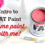 Intro to Fat Paint Chalk Paint – Lunenburg NS