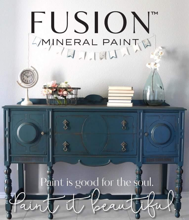 Fusion Mineral Paint what's the difference