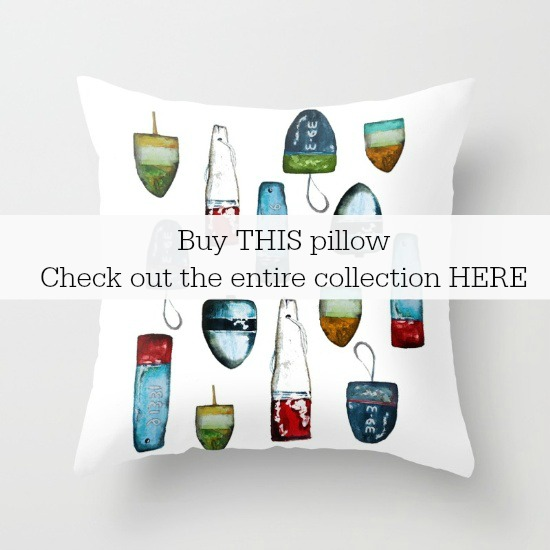 Love these colourful pillows