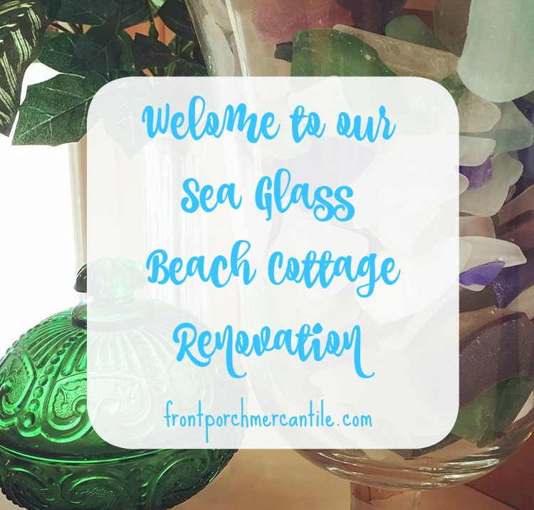 Come see the before of our new beach courage renovation