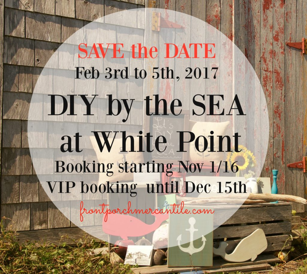 wanna paint by the sea? Come join me for a creative diy retreat