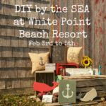 DIY by The Sea – February 3-5th – Update