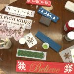 Easy Holiday DIY – Stencil Fun