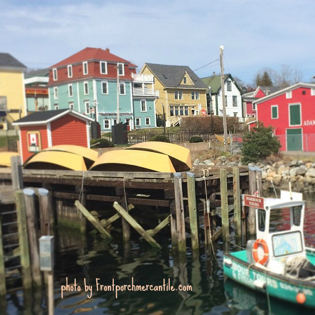 We're moving to beautiful historic Lunenburg !