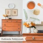 Outback Petticoat our New Miss Mustard Seed's Milk Paint Colour