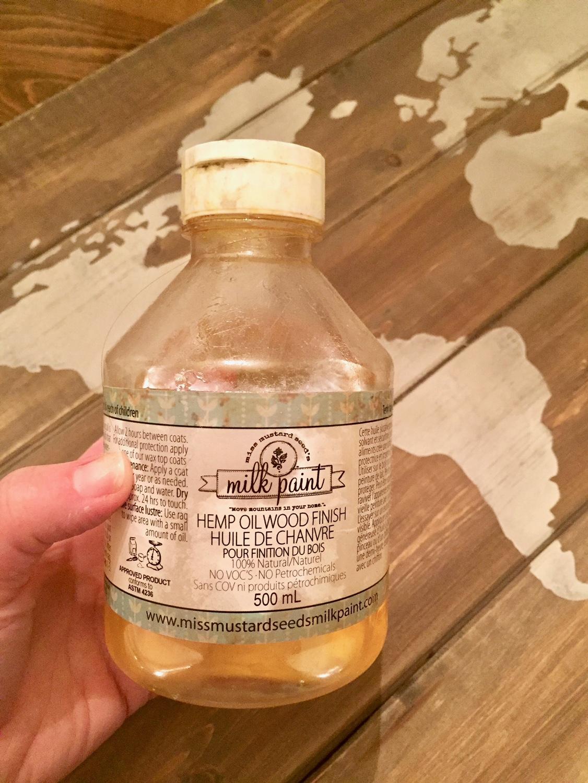 Miss Mustard Seed's Milk Paint - magic in a bottle