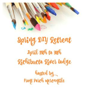 DIY Spring Retreat