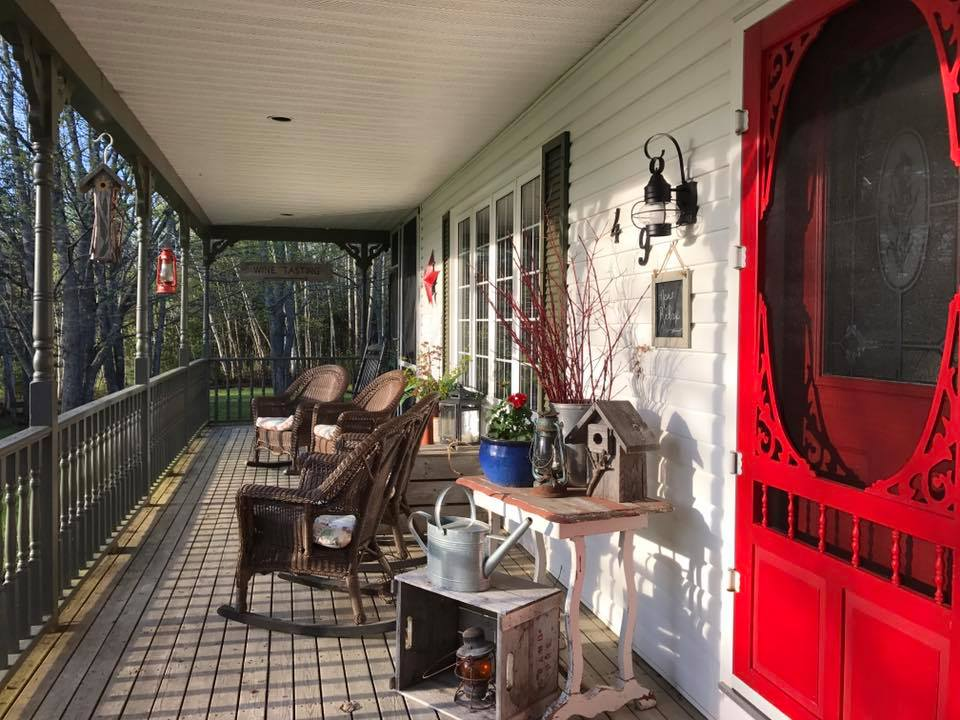 Front Porch Mercantile's home for sale
