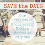 Friends Of Front Porch Maker's Market