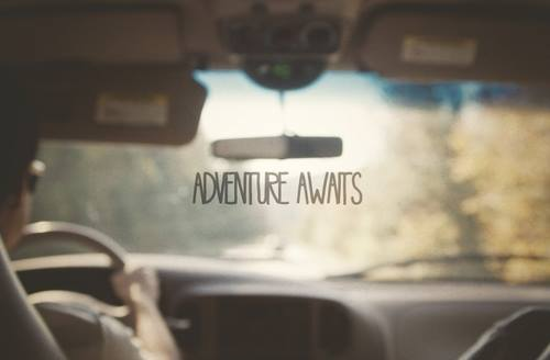 Adventure Awaits us as we prepare to move