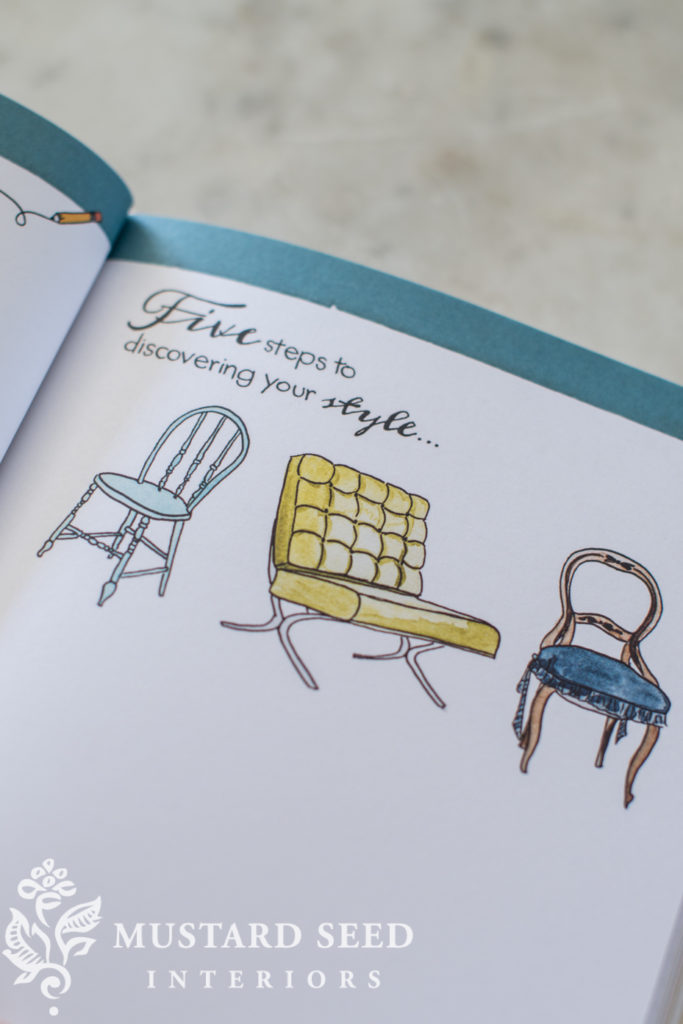 Design Doodle Book from Miss Mustard Seed