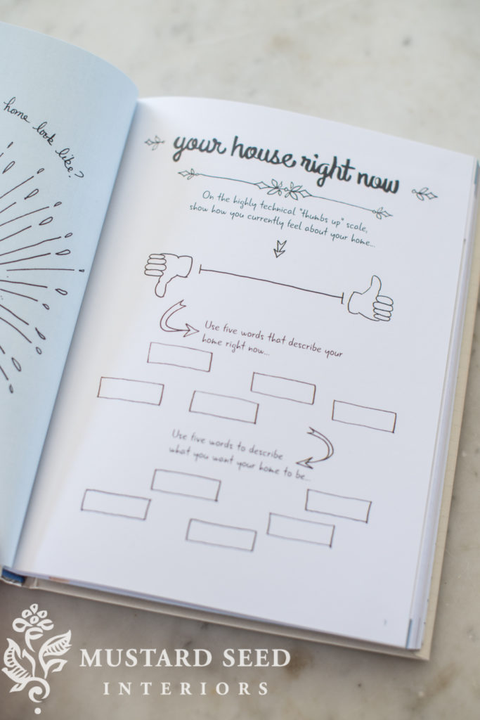 Miss Mustard Seed's Doodle Book