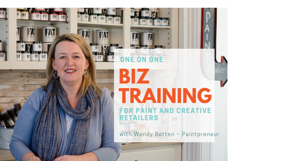Business Training with Wendy Batten
